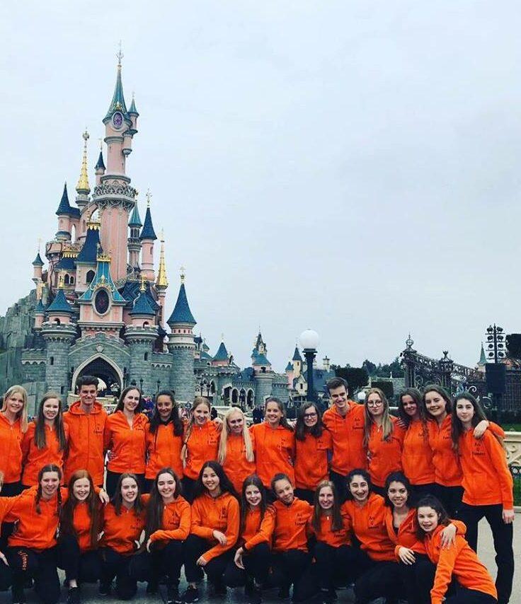 Disneyland Parijs • april 2019