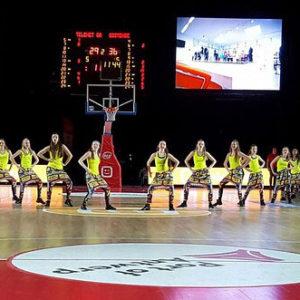 Basket Giants vs Oostende • 2018