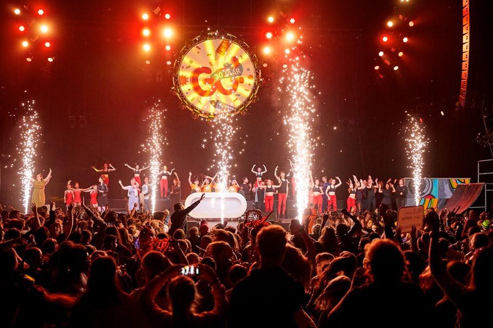 30 jaar GO! Lotto Arena • maart 2019